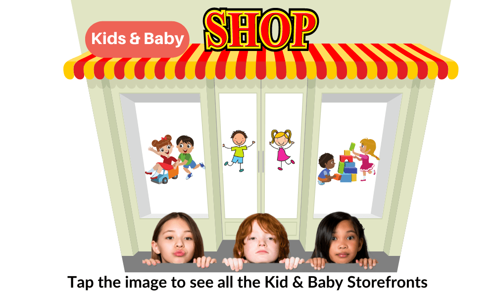 Storefront Kids & Baby Cover Pages